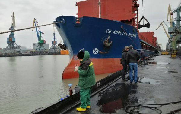 Выезд сотрудников Азово-Черноморского испытательного центра Ейского отдела на плановую проверку.