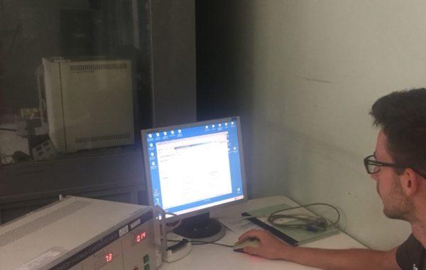 Контроль погрешности средств измерений с приготовлением бинарных газовых смесей