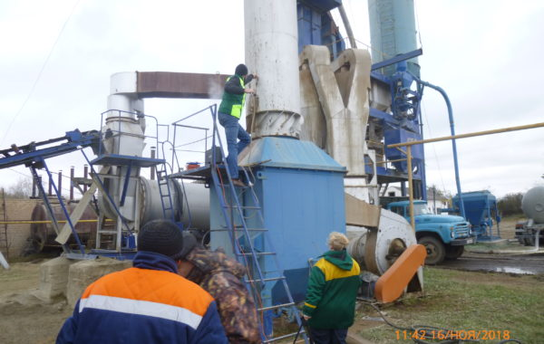 Проверка в отношении АО «Шовгеновский дорожный ремонтно-строительный участок»