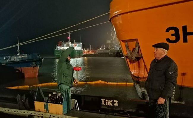 Ейский морской порт 2