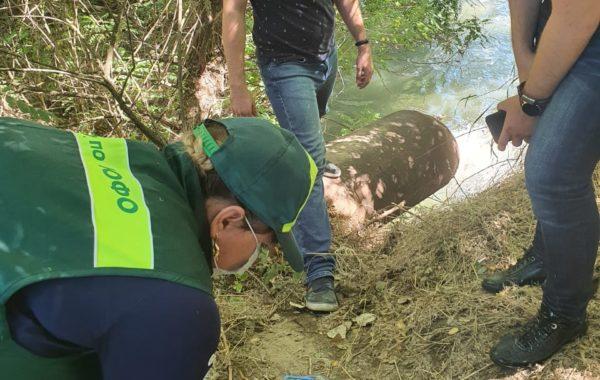 Участие  сотрудников филиала ЦЛАТИ по Краснодарскому краю в отборе проб воды в Краснодарском крае.