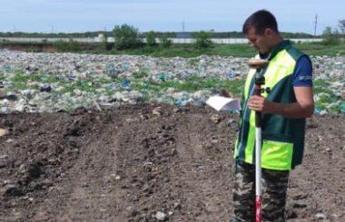 Проведение специалистами филиала ЦЛАТИ по Краснодарскому краю инженерно-технические работы на полигонах ТКО в рамках договорных отношений.